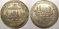 Breiter Taler 1661 Münster, Bistum Christoph Bernhard von Galen 1650-16... 1195,00 EUR Gratis verzending