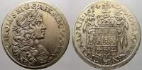 1/3 Taler 1674  DS Pommern-unter schwedischer Besetzung Karl XI 1660-16... 575,00 EUR Gratis verzending
