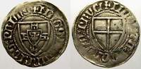 Schilling 1351-1382 Deutscher Orden Wynrich von Knyprode 1351-1382. Kl.... 110,00 EUR  zzgl. 5,00 EUR Versand