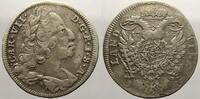 3 Kreuzer (Groschen) 1744  M Bayern Karl Albrecht 1726-1745. Selten. Se... 125,00 EUR  +  5,00 EUR shipping