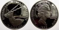 50 Dollars 1990 Cook-Inseln Elizabeth II. seit 1952. Polierte Platte  20.24 US$ 19,00 EUR  +  10.65 US$ shipping