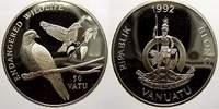 50 Vatu 1992 Vanuatu Republik Vanuatu seit 1980. Polierte Platte  26.63 US$ 25,00 EUR  +  10.65 US$ shipping
