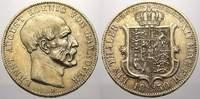 Ausbeutetaler 1850  B Braunschweig-Calenberg-Hannover Ernst August 1837... 110,00 EUR  zzgl. 5,00 EUR Versand
