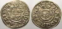 Groschen (1/24) 1617 Barby, Grafschaft Wolfgang Friedrich 1615-1617. Se... 135,00 EUR  zzgl. 5,00 EUR Versand