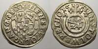 Groschen 1613  AL Stolberg-Stolberg Heinrich XXII. und Wolfgang Georg 1... 75,00 EUR  zzgl. 5,00 EUR Versand