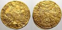 Dukat 1594 Haus Habsburg Rudolf II. 1576-1...