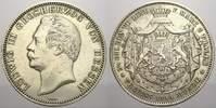 Doppeltaler 1854 Hessen-Darmstadt Ludwig III. 1848-1877. Leicht korrodi... 795,00 EUR kostenloser Versand