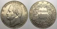 Doppeltaler 1841 Hessen-Darmstadt Ludwig II. 1830-1848. Sehr schön+  275,00 EUR kostenloser Versand
