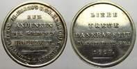 Silbermedaille 1827 Hessen-Darmstadt Ludwig I. 1806-1830. Kl. Stempelfe... 30,00 EUR  zzgl. 5,00 EUR Versand