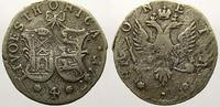 4 Kopeken 1757 Russland Zarin Elisabeth I. 1741-1761. Sehr schön  266.26 US$ 250,00 EUR  +  10.65 US$ shipping