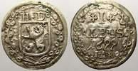 Albus 1699 Hessen-Darmstadt Ernst Ludwig 1678-1739. Sehr schön+  50,00 EUR  zzgl. 5,00 EUR Versand