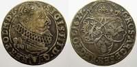 6 Gröscher 1 1627 Polen Sigismund III. 1587-1632. Sehr schön  40,00 EUR  zzgl. 5,00 EUR Versand