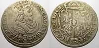 18 Gröscher 1 1668 Polen Johann Casimir 1649-1668. Kl. Prägeschwäche. S... 65,00 EUR  zzgl. 5,00 EUR Versand