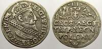 3 Gröscher 1 1623 Polen Sigismund III. 1587-1632. Sehr schön-vorzüglich... 31.85 US$ 30,00 EUR  +  10.62 US$ shipping
