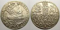 3 Gröscher 1 1594 Polen Sigismund III. 1587-1632. Sehr schön-vorzüglich... 5117 руб 80,00 EUR  +  640 руб shipping