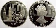 10 Dollars 1994 Ostkaribische Staaten Ostkaribische Staaten seit 1981. ... 26.54 US$ 25,00 EUR  +  10.62 US$ shipping