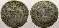 1/24 Taler (Groschen) 1763 Sachsen-Coburg-Saalfeld Franz Josias 1745-17... 30,00 EUR  zzgl. 5,00 EUR Versand