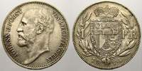 1 Franken 1924 Liechtenstein Johann II. 1858-1929. Sehr schön-vorzüglic... 65,00 EUR  zzgl. 5,00 EUR Versand