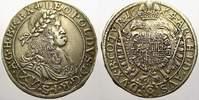 15 Kreuzer 1664  CA Haus Habsburg Leopold I. 1658-1705. Fast vorzüglich  100.85 US$ 95,00 EUR  +  10.62 US$ shipping
