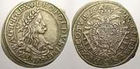 15 Kreuzer 1662  CA Haus Habsburg Leopold I. 1658-1705. Sehr schön+  53.08 US$ 50,00 EUR  +  10.62 US$ shipping
