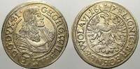 3 Kreuzer 1674  C Schlesien-Liegnitz-Brieg Georg Wilhelm 1672-1675. Sel... 195,00 EUR  zzgl. 5,00 EUR Versand