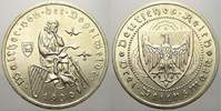 3 Reichsmark 1930  A Weimarer Republik  Vorzüglich-vorzüglich+  80,00 EUR  zzgl. 5,00 EUR Versand