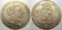 Taler 1794 Polen Stanislaus August 1764-1795. Leicht justiertes, attrak... 375,00 EUR kostenloser Versand