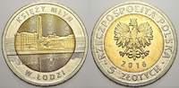 5 Zloty 2016 Polen-Republik 1990 bis Heute Republik Polen seit 1990. Un... 3,00 EUR  zzgl. 5,00 EUR Versand