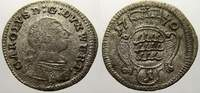 1 Kreuzer 1770 Württemberg Karl Eugen 1744-1793. Überdurchschnittlich e... 3518 руб 55,00 EUR  +  640 руб shipping