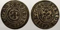 Solidus (Schilling) 1648 Riga, Stadt Christina 1632-1654. Sehr schön-vo... 35,00 EUR  zzgl. 5,00 EUR Versand