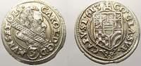 3 Kreuzer 1613 Schlesien-Münsterberg-Öls Karl II. 1587-1617. Min. Schrö... 60,00 EUR  zzgl. 5,00 EUR Versand