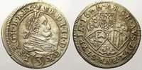 3 Kreuzer (Groschen) 1626 Haus Habsburg Ferdinand II. 1619-1637. Sehr s... 42.46 US$ 40,00 EUR  +  10.62 US$ shipping
