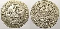 Halbgroschen 1548 Polen-Litauen Sigismund August 1544-1572. Fast vorzüg... 60,00 EUR  zzgl. 5,00 EUR Versand