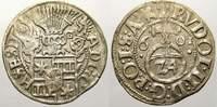 Groschen 1601 Schauenburg und Holstein Adolf XIII. 1576-1601. Vorzüglic... 45,00 EUR  zzgl. 5,00 EUR Versand
