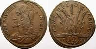 Cu Marke 1728 Haus Habsburg Karl VI. 1711-1740. Min. Schrötlingsfehler,... 53.08 US$ 50,00 EUR  +  10.62 US$ shipping