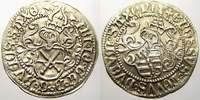 Zinsgroschen 1507-1525 Sachsen-Kurfürstentum Friedrich III., Johann und... 195,00 EUR  zzgl. 5,00 EUR Versand