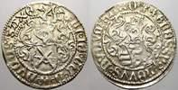 Zinsgroschen  1507-1525 Sachsen-Kurfürstentum Friedrich III., Johann un... 12473 руб 195,00 EUR  +  640 руб shipping