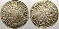 Zweischildgroschen 1458-1471 Hessen, Landgrafschaft Ludwig II. 1458-147... 65,00 EUR  zzgl. 5,00 EUR Versand