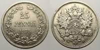 25 Penniä 1 1875  S Russland Zar Alexander II. 1855-1881. Winz. Kratzer... 40,00 EUR  zzgl. 5,00 EUR Versand