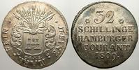 32 Schilling 1809 Hamburg, Stadt  Vorzüglich  150,00 EUR  zzgl. 5,00 EUR Versand