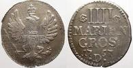 4 Mariengroschen 1757  D Brandenburg-Preußen Friedrich II. 1740-1786. K... 110,00 EUR  +  5,00 EUR shipping