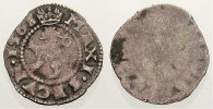 Bhmen Weisspfennig. 0, 32 g. Maximilian II. 1564-1576.
