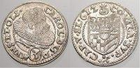 3 Kreuzer 1612 Schlesien-Münsterberg-Öls Karl II. 1587-1617. Selten. St... 120,00 EUR  +  5,00 EUR shipping