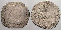 Teston 1581  H Frankreich Heinrich III. 1574-1589. Selten. Fast sehr sc... 175,00 EUR  zzgl. 5,00 EUR Versand