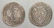 3 Kreuzer (Groschen) 1705  GE Haus Habsburg Leopold I. 1658-1705. Sehr ... 125,00 EUR