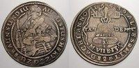 Halber 5. Glockentaler 1643 Braunschweig-Wolfenbüttel August der Jünger... 395,00 EUR free shipping