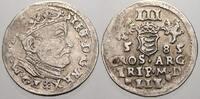 3 Gröscher 1 1585 Polen-Litauen Stefan Bathory 1576-1586. Kl. Prägeschw... 150,00 EUR  +  5,00 EUR shipping