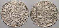 1/24 Taler (Groschen) 1601 Schleswig-Holstein-Gottorp Johann Adolf 1590... 150,00 EUR  +  5,00 EUR shipping
