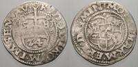 1/24 Taler (Groschen) 1581 Minden, Bistum Hermann von Schauenburg 1566-... 195,00 EUR  +  5,00 EUR shipping