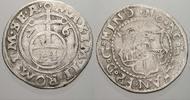 1/24 Taler (Groschen) 1576 Minden, Bistum Hermann von Schauenburg 1566-... 150,00 EUR  zzgl. 5,00 EUR Versand